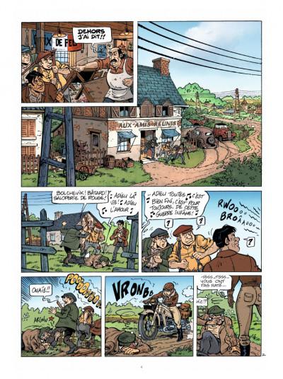Page 2 L'aviatrice tome 1 - Nora