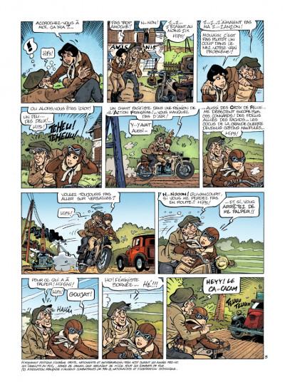 Page 3 L'aviatrice tome 1 - Nora