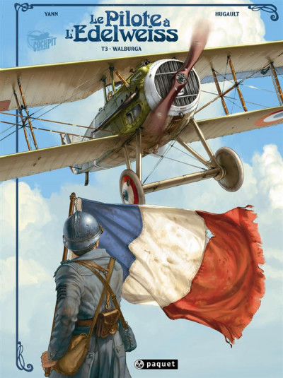 image de pilote à l'edelweiss tome 3 - Walburga