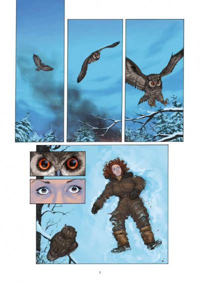 Page 1 Le grand duc - intégrale