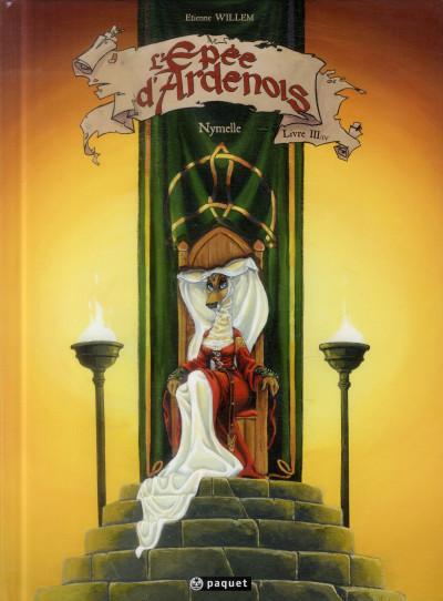 image de L'épée d'Ardenois tome 3 - Nymelle
