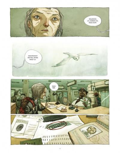 Page 2 les échos invisibles tome 2
