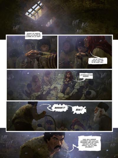 Page 1 La chronique des immortels tome 2