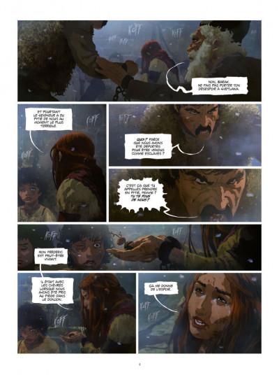 Page 2 La chronique des immortels tome 2