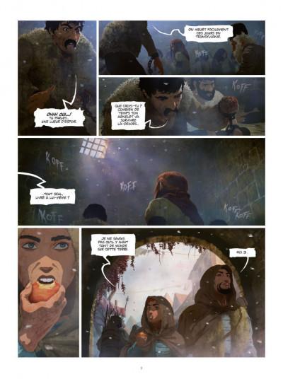 Page 3 La chronique des immortels tome 2