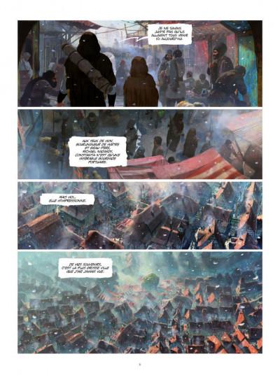 Page 4 La chronique des immortels tome 2