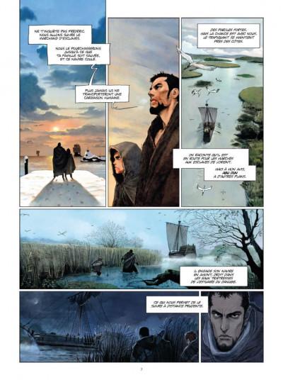 Page 1 La chronique des immortels tome 3