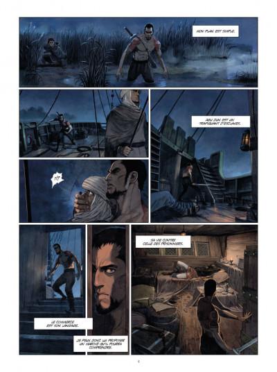 Page 2 La chronique des immortels tome 3