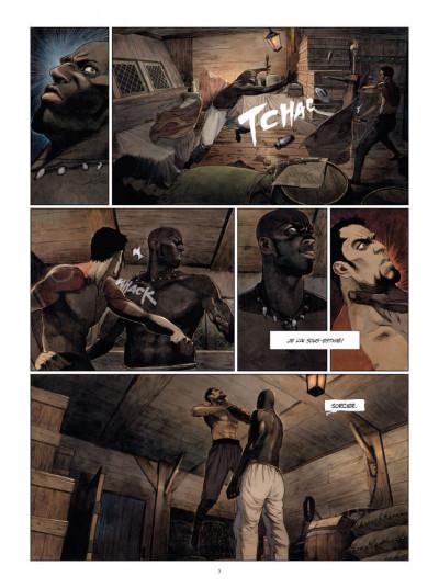 Page 3 La chronique des immortels tome 3