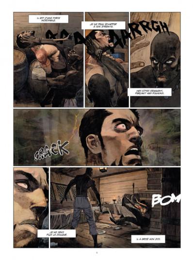 Page 4 La chronique des immortels tome 3