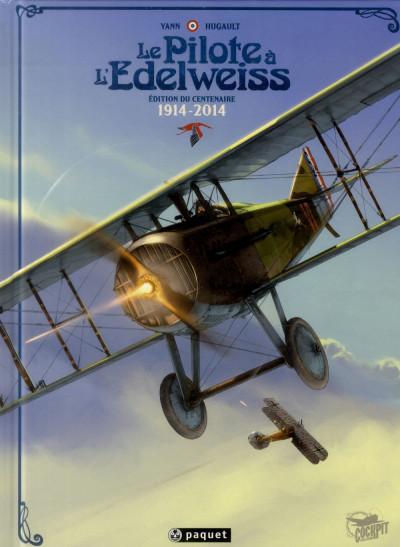 image de le pilote à l'edelweiss (édition du centenaire)