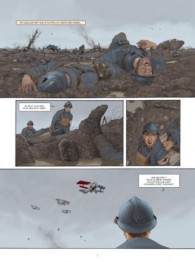 Page 1 le pilote à l'edelweiss (édition du centenaire)