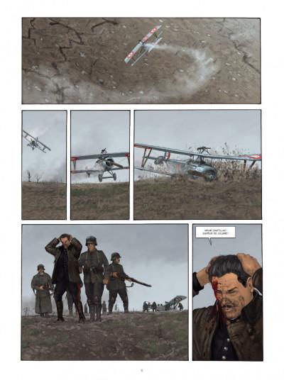 Page 4 le pilote à l'edelweiss (édition du centenaire)