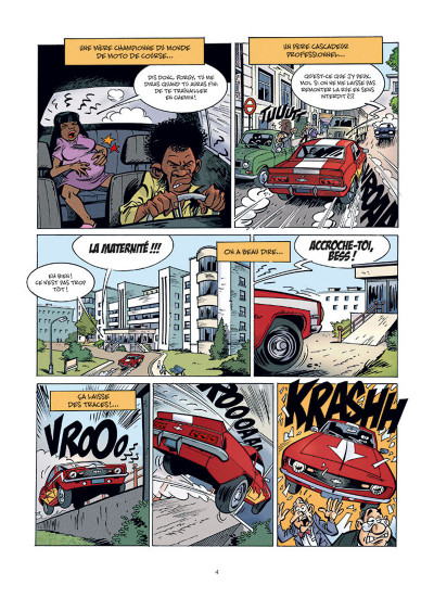 Page 2 Waw ! Tome 1
