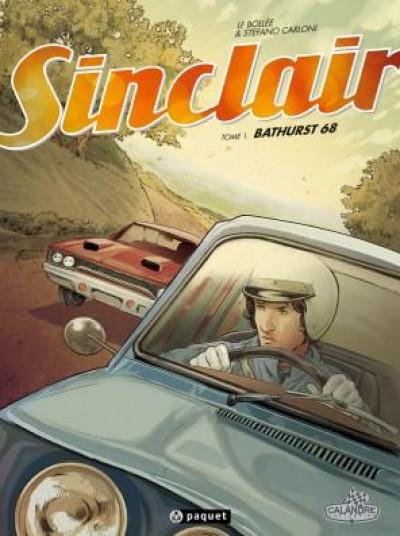 Couverture Sinclair tome 1