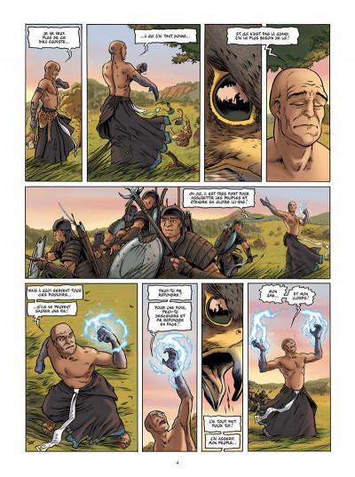 Page 4 Le dixième peuple tome 1 - Dahouti