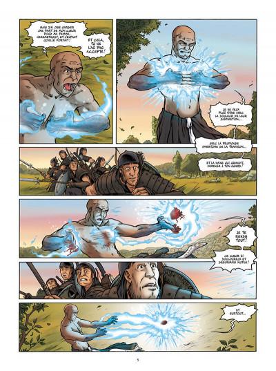 Page 5 Le dixième peuple tome 1 - Dahouti