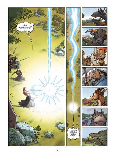 Page 6 Le dixième peuple tome 1 - Dahouti