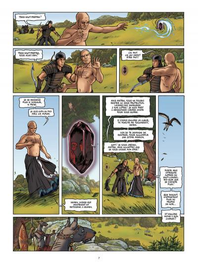 Page 7 Le dixième peuple tome 1 - Dahouti