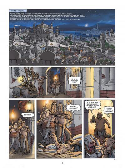 Page 8 Le dixième peuple tome 1 - Dahouti