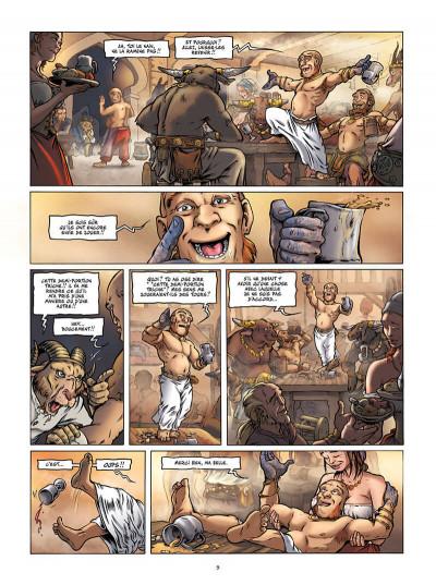 Page 9 Le dixième peuple tome 1 - Dahouti