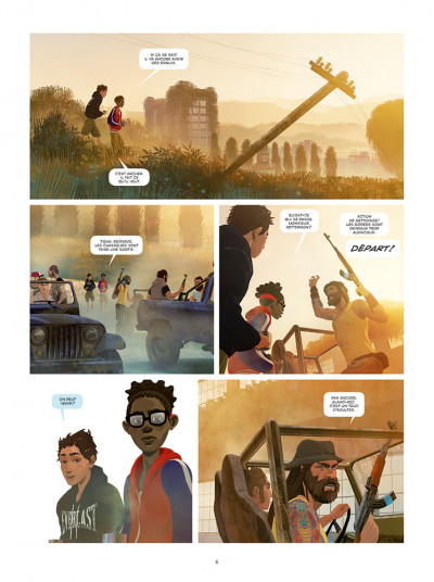 Page 1 Gung ho tome 2