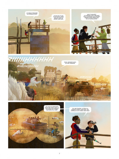 Page 2 Gung ho tome 2