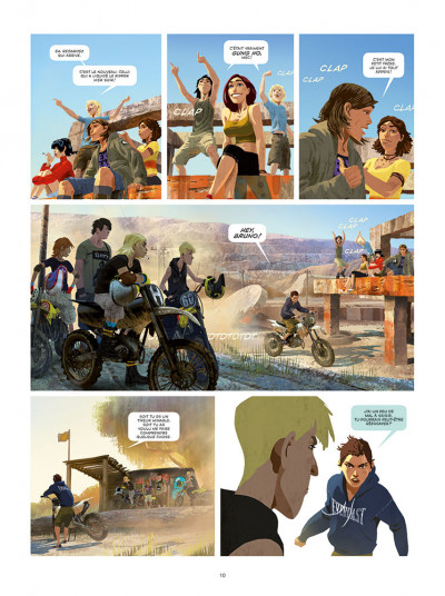 Page 5 Gung ho tome 2