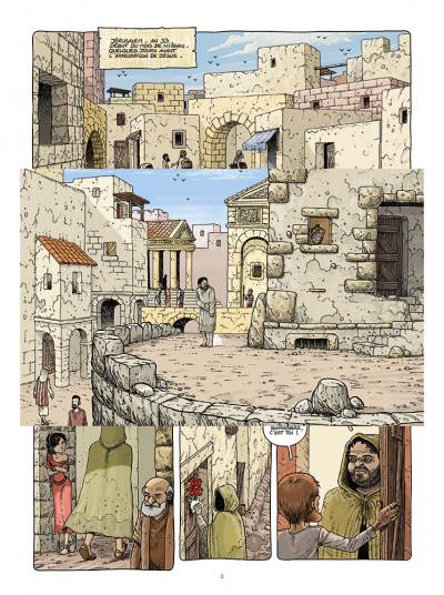 Page 1 Le voyage des pères tome 4