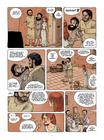 Page 3 Le voyage des pères tome 4