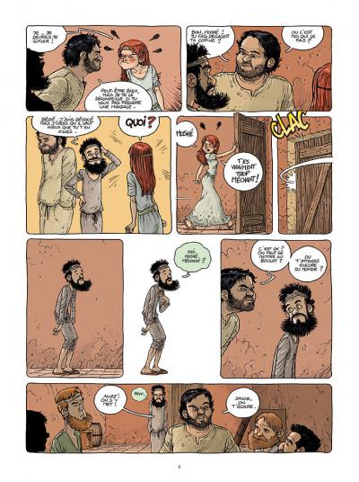 Page 4 Le voyage des pères tome 4