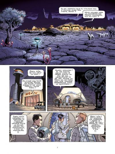 Page 1 Futura tome 1 - terra incognita
