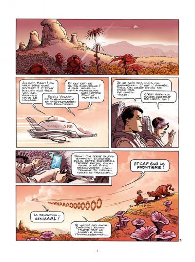 Page 3 Futura tome 1 - terra incognita