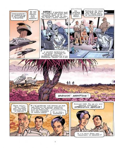 Page 5 Futura tome 1 - terra incognita
