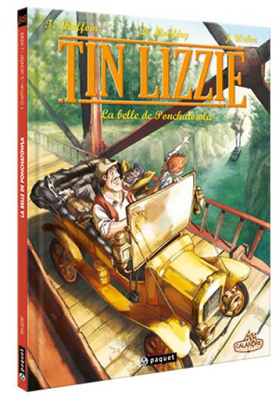 image de Tin Lizzie tome 1 - La belle de Ponchatowla