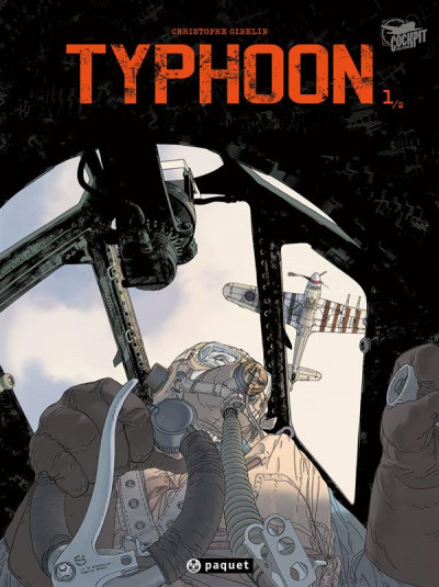 Couverture Typhoon tome 1