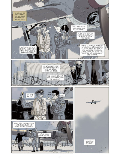 Page 3 Typhoon tome 1