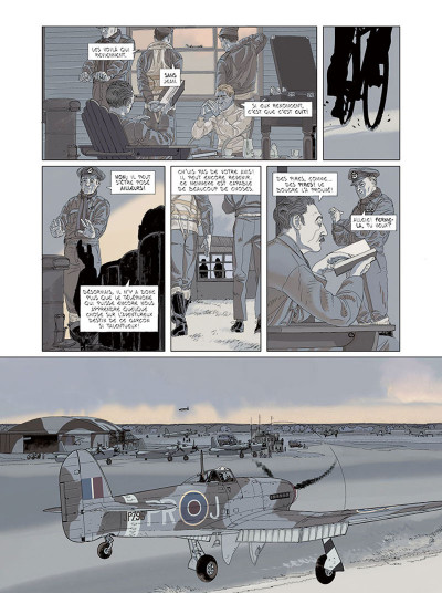 Page 4 Typhoon tome 1