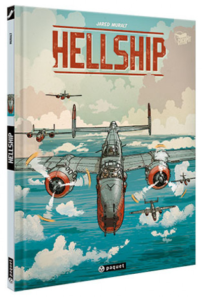 Couverture Hellship tome 1