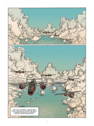 Page 1 Hellship tome 1