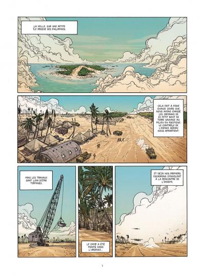 Page 3 Hellship tome 1