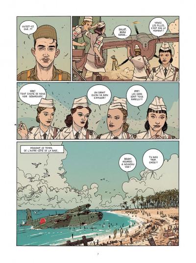 Page 5 Hellship tome 1