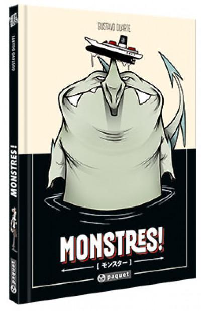 image de Monstres !