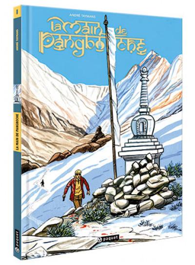 image de La main de Pangboche tome 1 (version crayonnée)