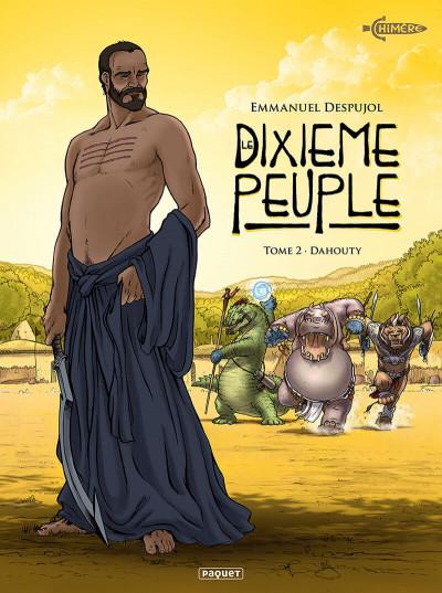 image de Le dixième peuple tome 2 - Dahouty