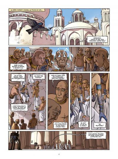 Page 4 Le dixième peuple tome 2 - Dahouty