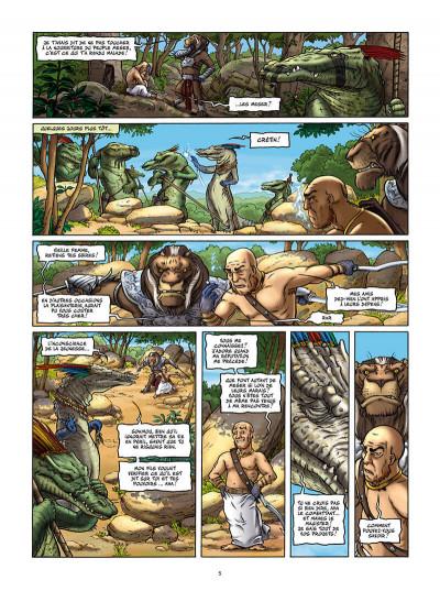 Page 5 Le dixième peuple tome 2 - Dahouty