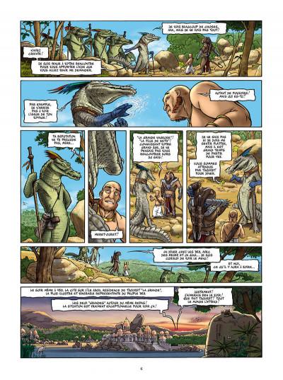 Page 6 Le dixième peuple tome 2 - Dahouty
