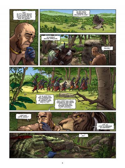 Page 8 Le dixième peuple tome 2 - Dahouty