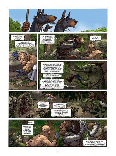Page 9 Le dixième peuple tome 2 - Dahouty